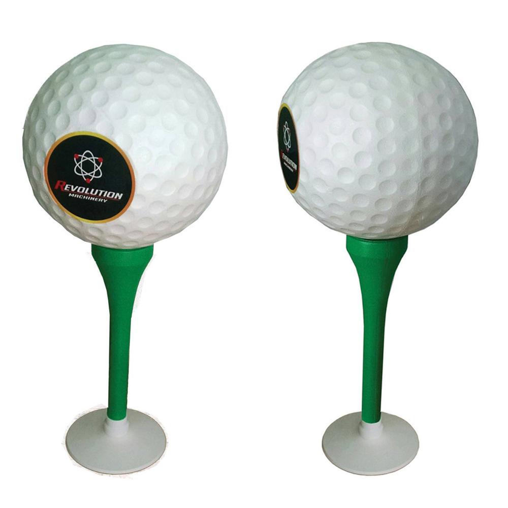 Golf Ball & Tee Display for Retailers